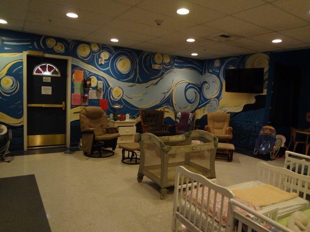 Photo of Sleep Room Mural