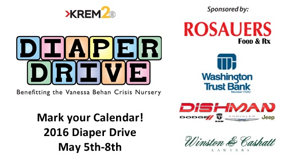Diaper Drive website picture